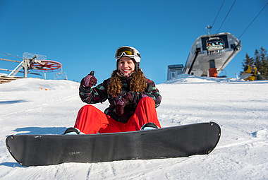 Snowboard-Verleih Winterberg